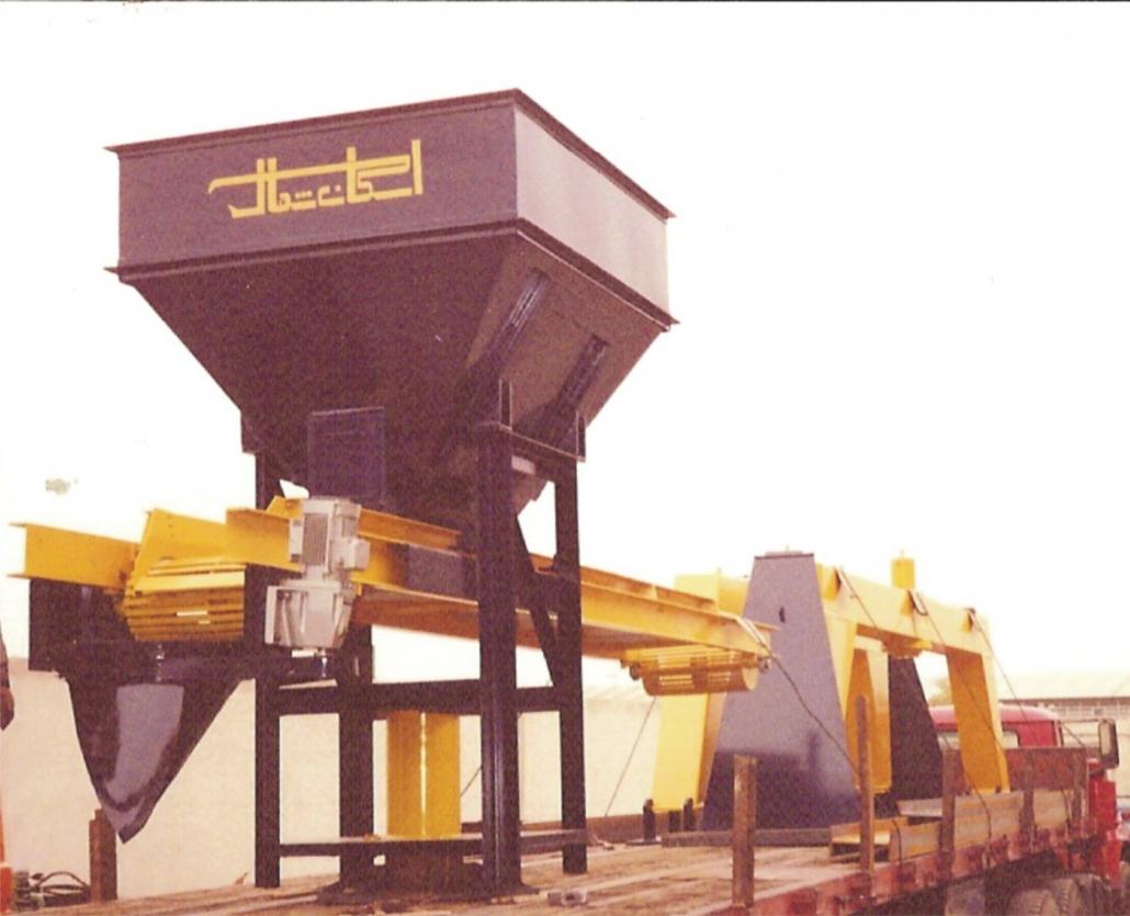 ساخت ماشین آلات صنعتی